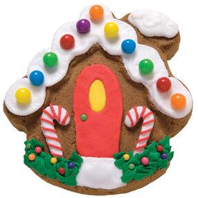 Red Door Inn Gingerbread Cookie