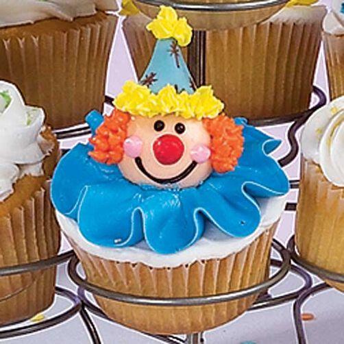 Clown Candy Face
