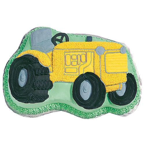 Tractor Cake Pan Wilton