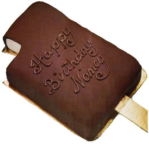 Take A Bite Cake