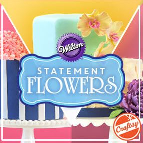 Statement Flowers with Emily Easterly by Craftsy