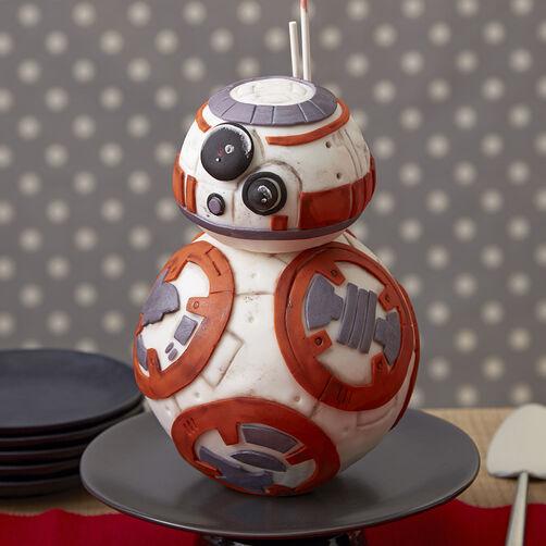 Wilton Star Wars BB8 Cake