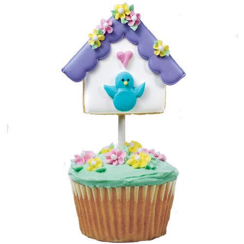 Home Tweet Home Cupcake