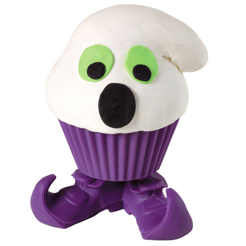 Fearsome Ghost Cupcake