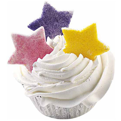Catch Those Falling Stars! Cupcakes