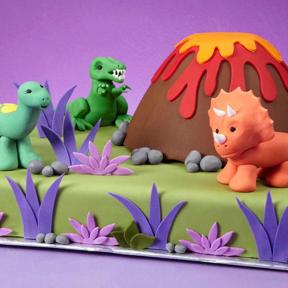 Dino Mite Cake Wilton