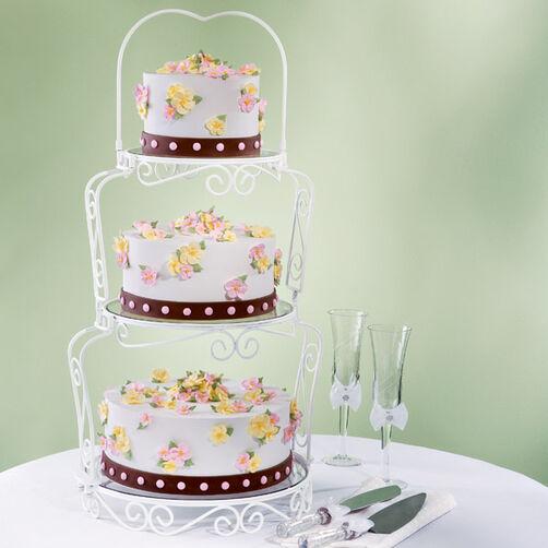 The Flower Show Cake