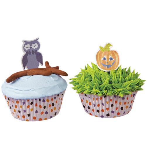 Halloween Quick Picks Cupcake