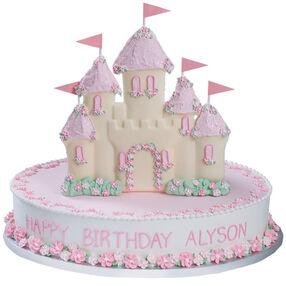 Her Majesty's Palace Cake