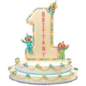It's Fun Being #1! Cake