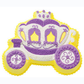 Regal Ride Cake