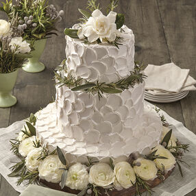Nature's Beauty Herb Cake