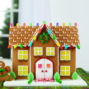 Estate Gingerbread House