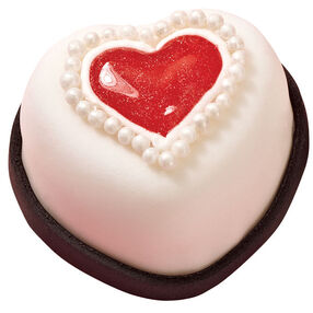 Light of Love Mini Cakes