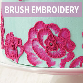 Brush Embroidery