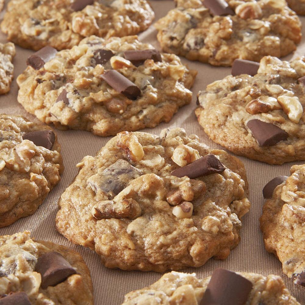 Oatmeal Chocolate Chunk Cookies Recipe Wilton
