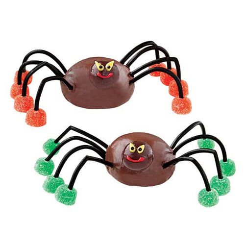Spider-licious Brownies