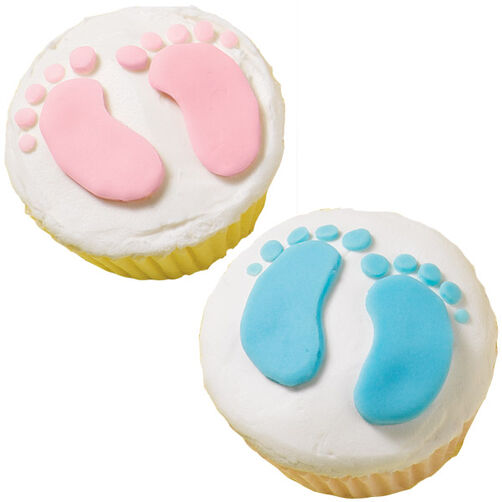 Baby Steps Cupcake
