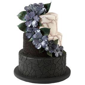 Wicked Wedlock Halloween Wedding Cake