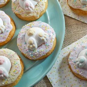 Bunny Butt Doughnuts
