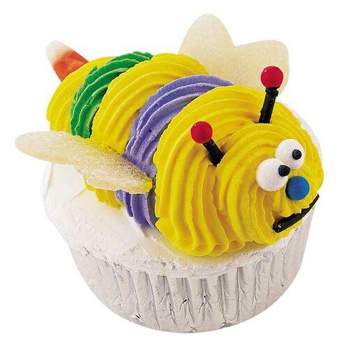 Bee Happy Cupcakes