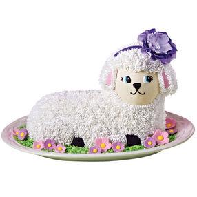 Ewe Never Looked Better Cake