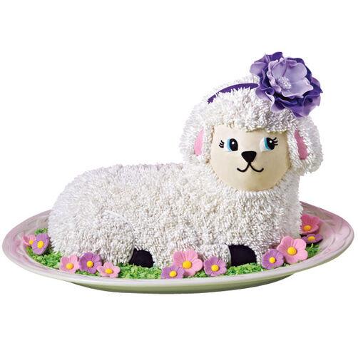 Ewe Never Looked Better Cake