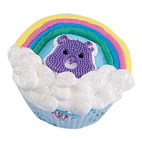 Portable Rainbows Cupcakes