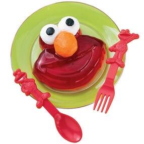 It's Jigglin' Elmo! Gelatin