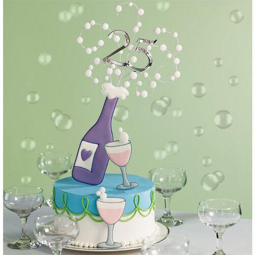 Uncork the Memories Cake
