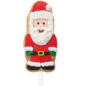 Santa Cookie Pop