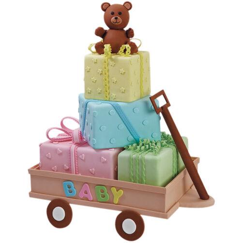 The Big Wheel Arrives! Cake