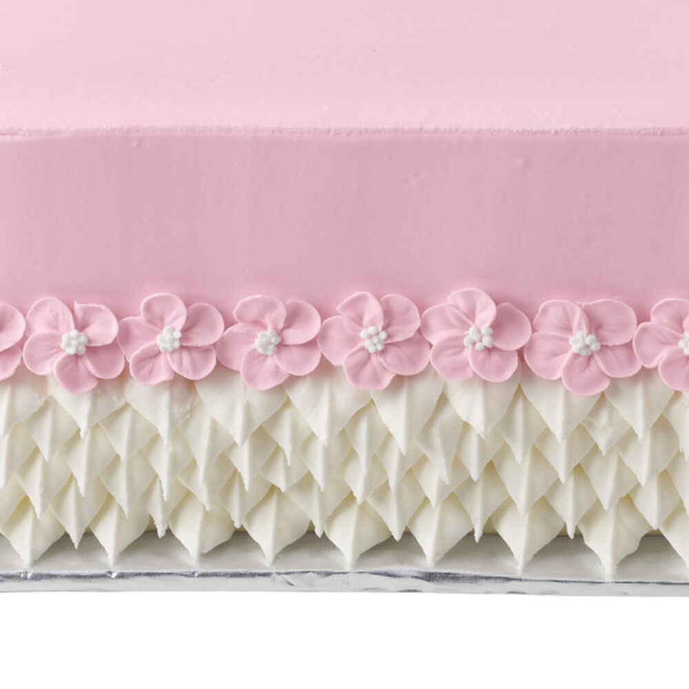 Cake Decorating Borders : Climbing Leaf Border Wilton