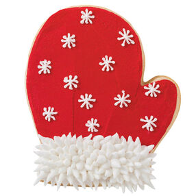 Snowflake Shelter Cookies