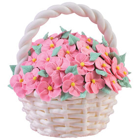Springtime Baskets Mini Cakes