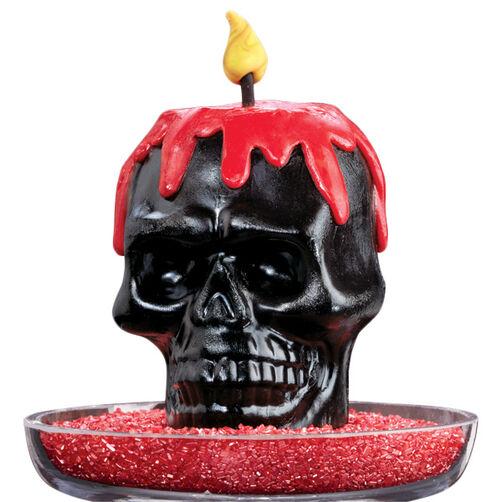 Cranium Candle Candy-Coated Treats