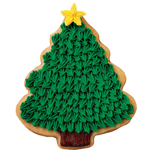 Fresh Cut Tree Cookie