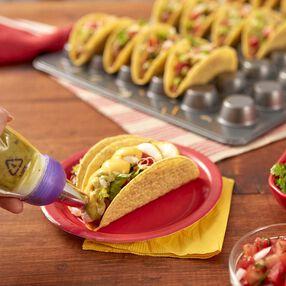 Wilton Triple Threat Color Swirl Tacos