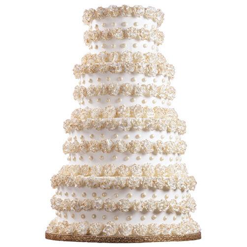 Golden Gala Cake