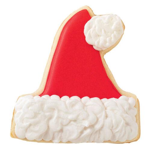 Classic Santa Look Cookie