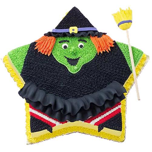 Witch Way to Go Cake