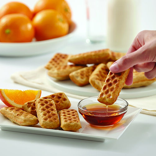 Waffle Dippers Recipe