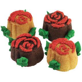 Mini Rose Cakes