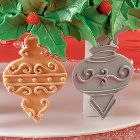 Fondant Ornaments