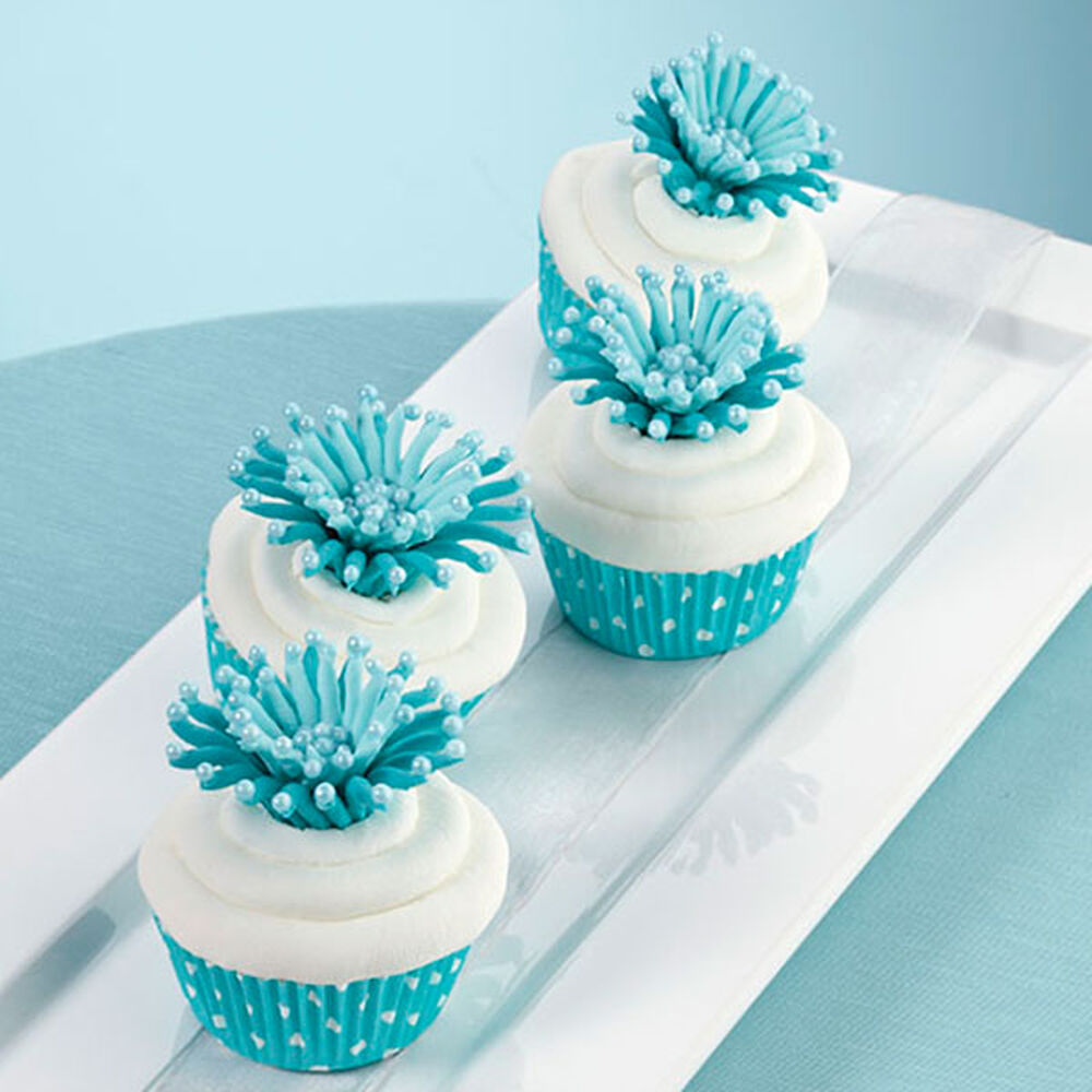 Flower Nail Cake: Flowers With Flair Cupcakes