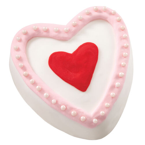 Pearl Of My Heart Mini Cakes