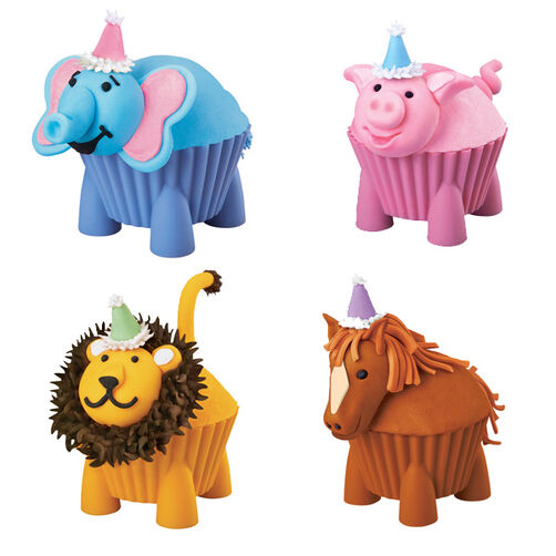 Cupcake Critters