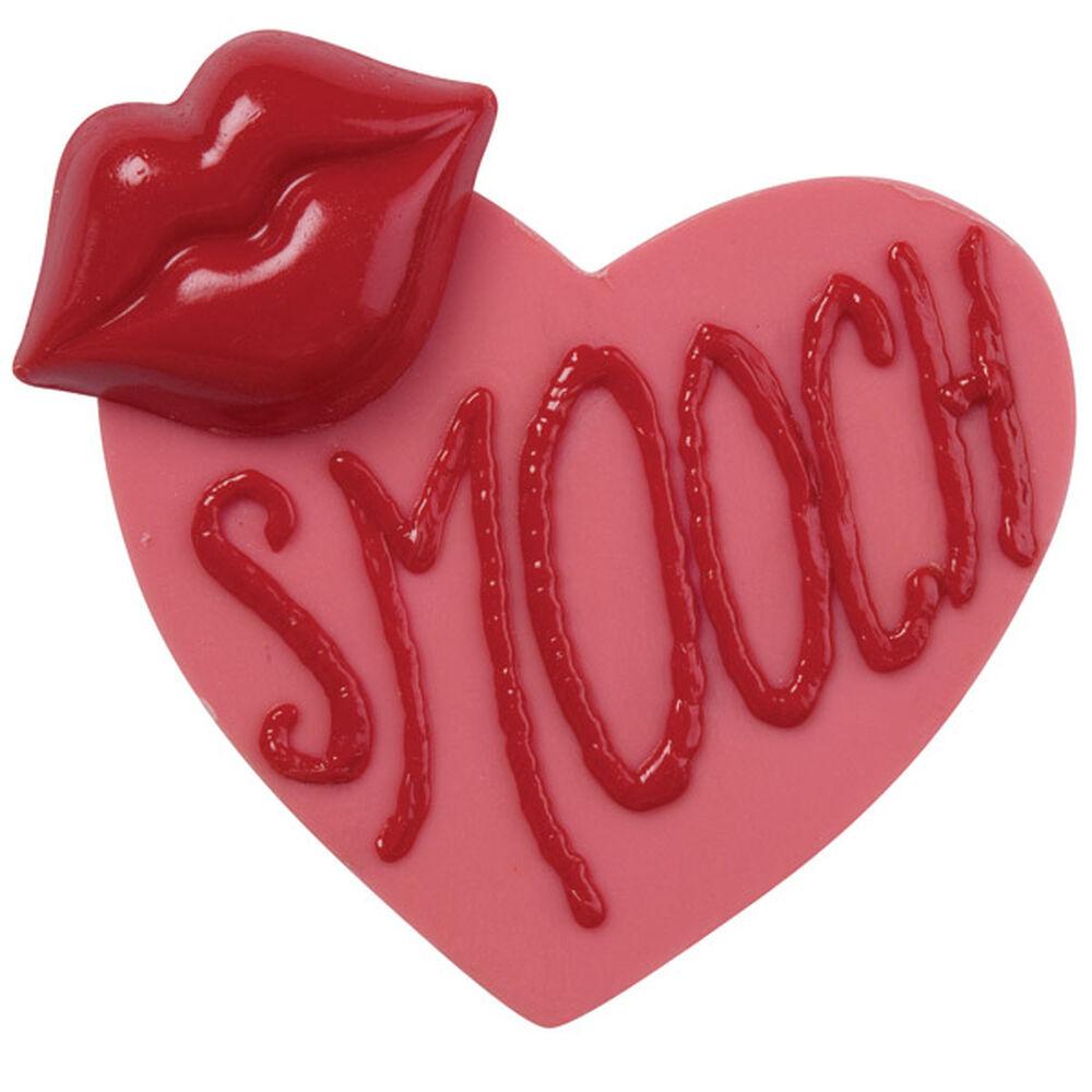 A Big Smooch Candy Wilton