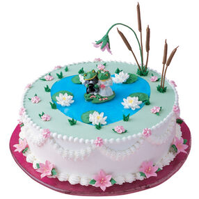 Lover's Leap Cake