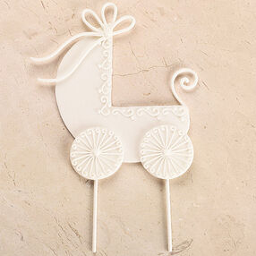 Fondant Carriage